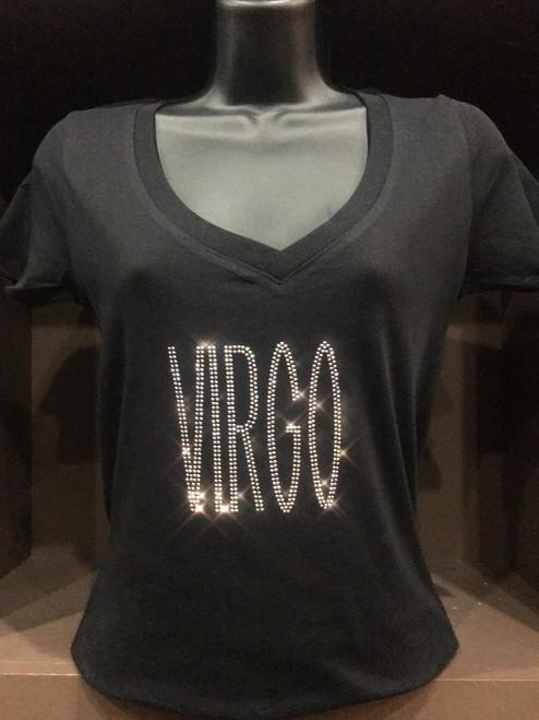 Virgo Bling T-Shirt