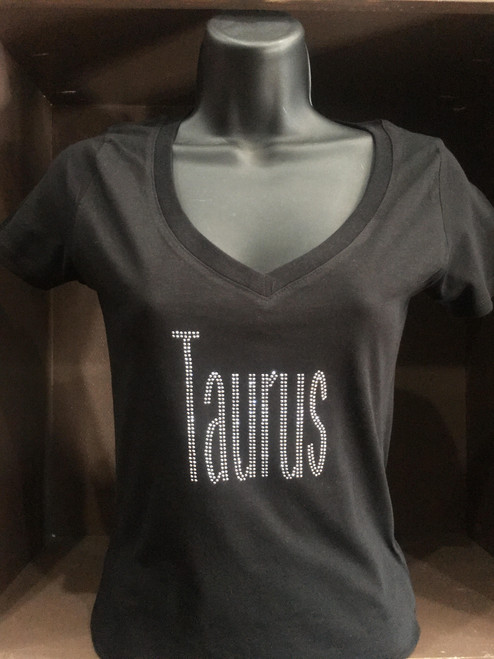 Taurus Bling T-Shirt