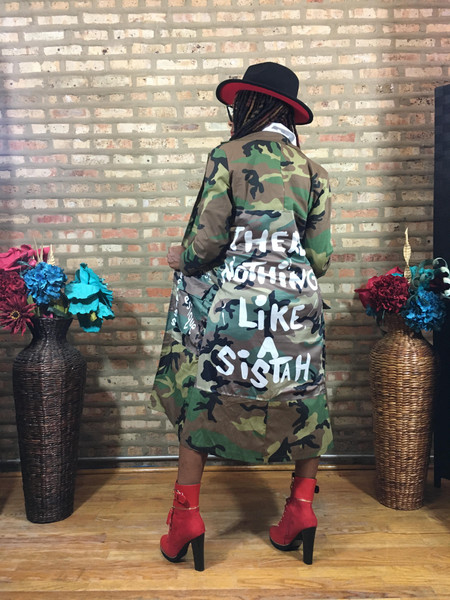 Sistah Power Jacket