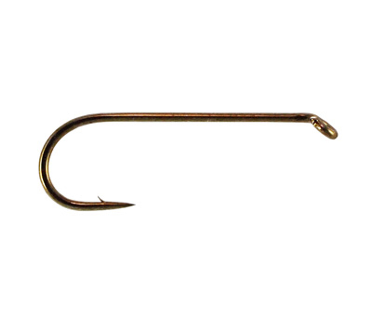 Size 8-25 Pack Montana Fly Company 2XL Heavy Wire Hook 7026