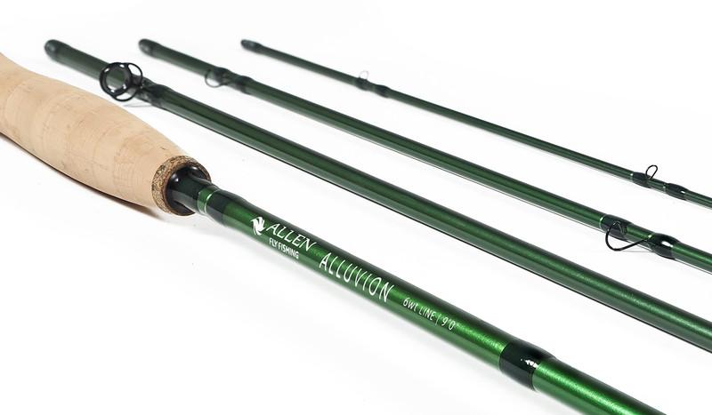 Alluvion Rod Series