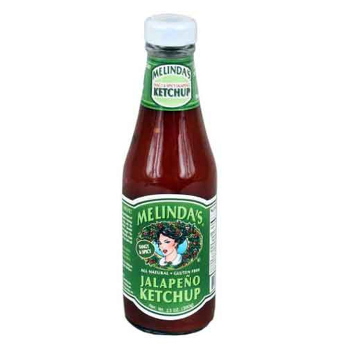 Melinda's Tangy & Spicy Jalapeno Ketchup - Pepper Explosion Hot Sauce Store
