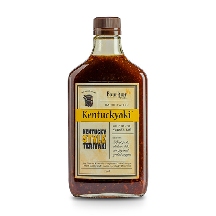Kentuckyaki (Kentucky Style Teriyaki Sauce) available at Pepper Explosion