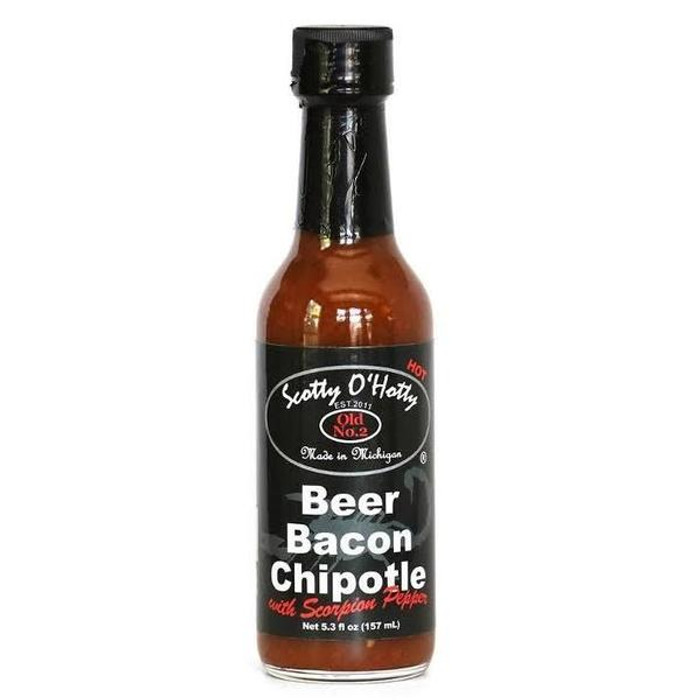 Scotty O'Hotty Beer Bacon Chipotle Scorpion