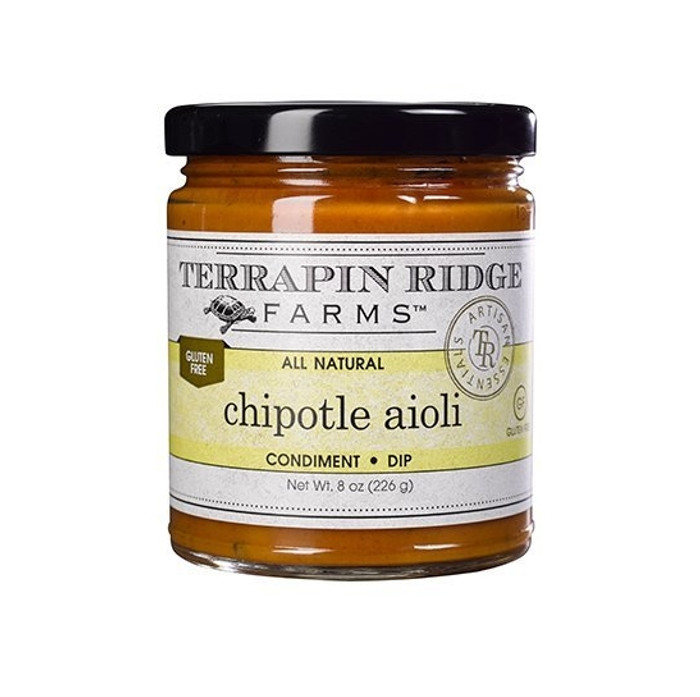 Chipotle Aioli - available online at Pepper Explosion