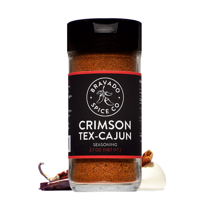 Bravado Crimson Seasoning - Pepper Explosion