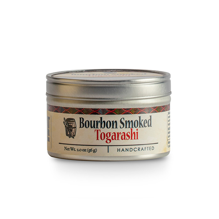 Bourbon Smoked Togarashi available at Pepper Explosion