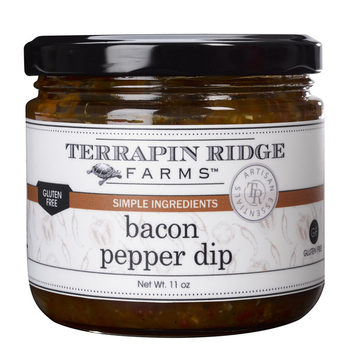 Bacon Pepper Dip - Pepper Explosion