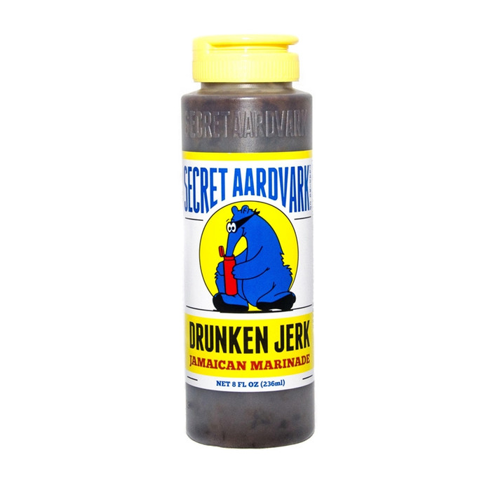 Secret Aardvark Drunken Jerk Jamaican Marinade