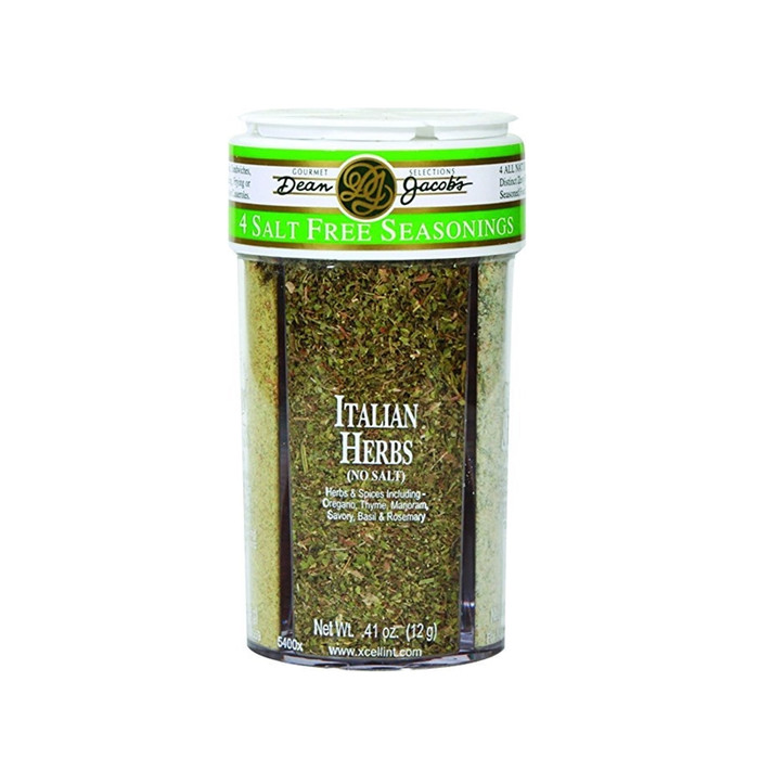 4in1 Salt Free Seasonings & Herbs by Dean Jacobs