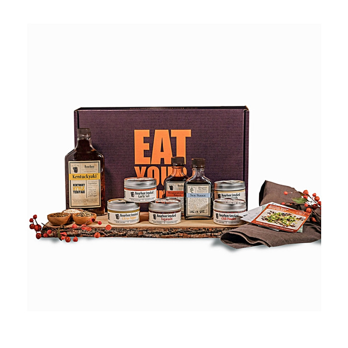 Eat Your Bourbon Gift Box - Pepper Explosion
