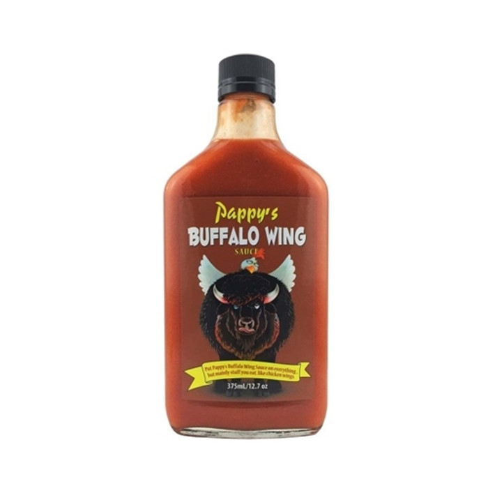 Pappy's Buffalo Wing Sauce | Pepper Explosion