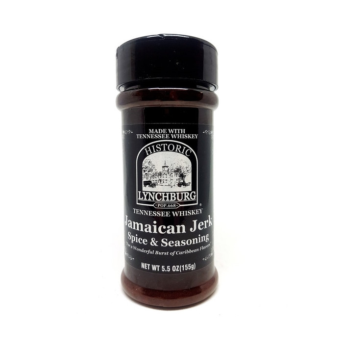 Lynchburg Jamaican Jerk Spice & Seasoning - PepperExplosion.com
