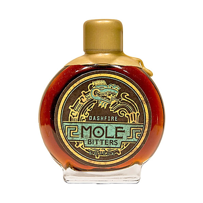 Dashfire Mole Cocktail Bitters  - available online at Pepper Explosion