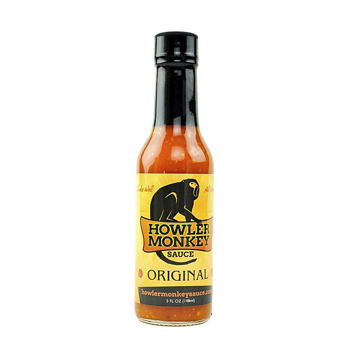 Howler Monkey Sauce - Original - Available at Pepper Explosion