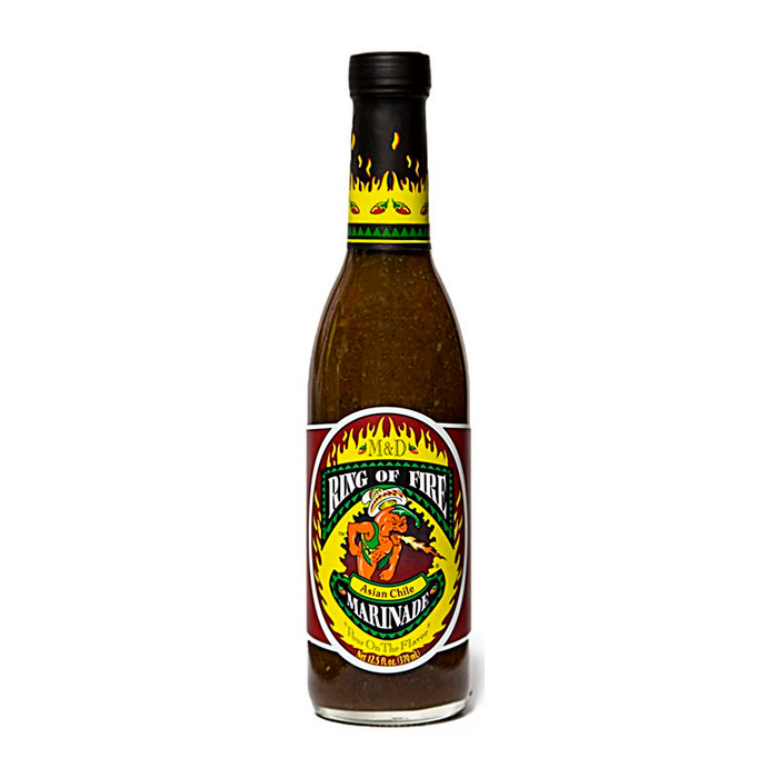 Ring of Fire  Asian Chile Marinade