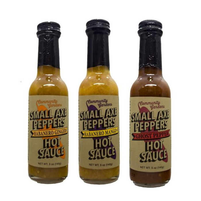 Small Axe Spicy Three Pack