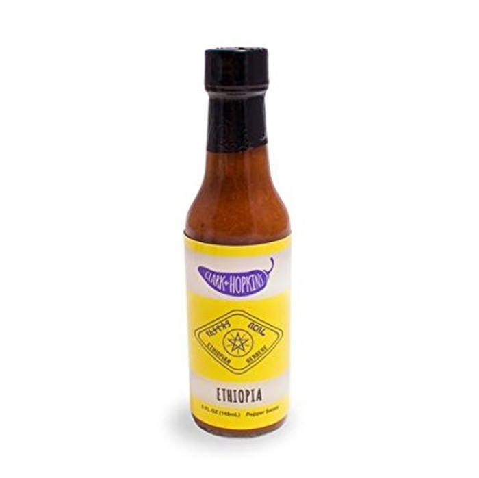 Clark & Hopkins | Ethiopia Artisan Pepper Sauce