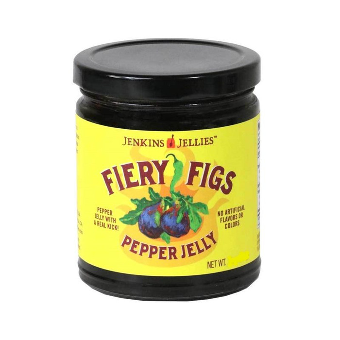 Fiery Figs Pepper Jelly | Jenkins Jellies