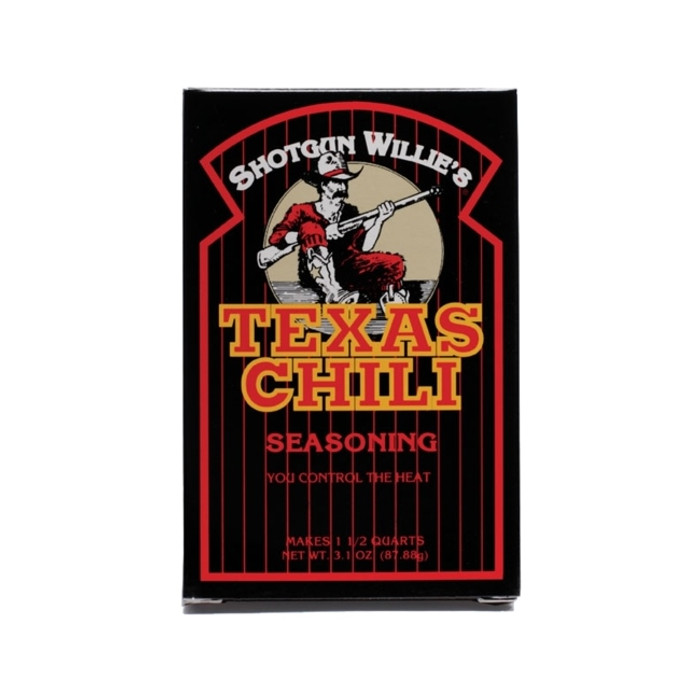 Shotgun Willie's Texas Chili Seasoning