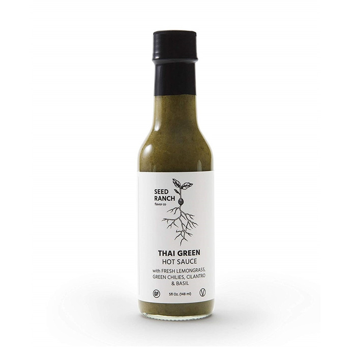 "Seed Ranch Thai Green ""Original"" Hot Sauce"