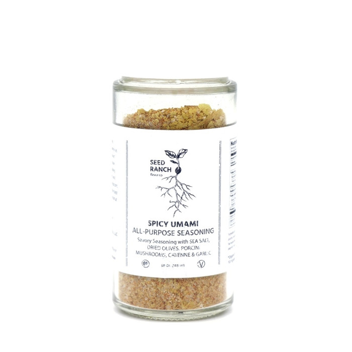 Spicy Umami All-Purpose Seasoning