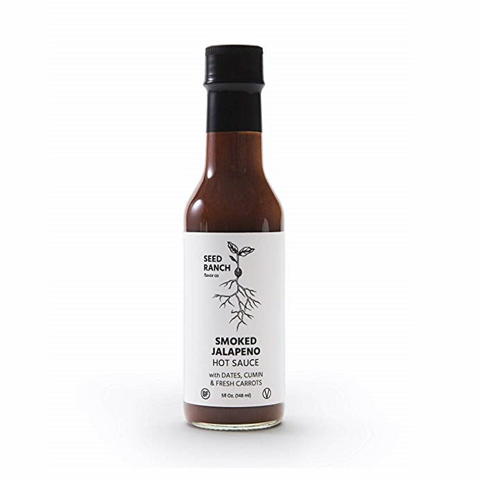 Seed Ranch Smoked Jalapeno Hot Sauce