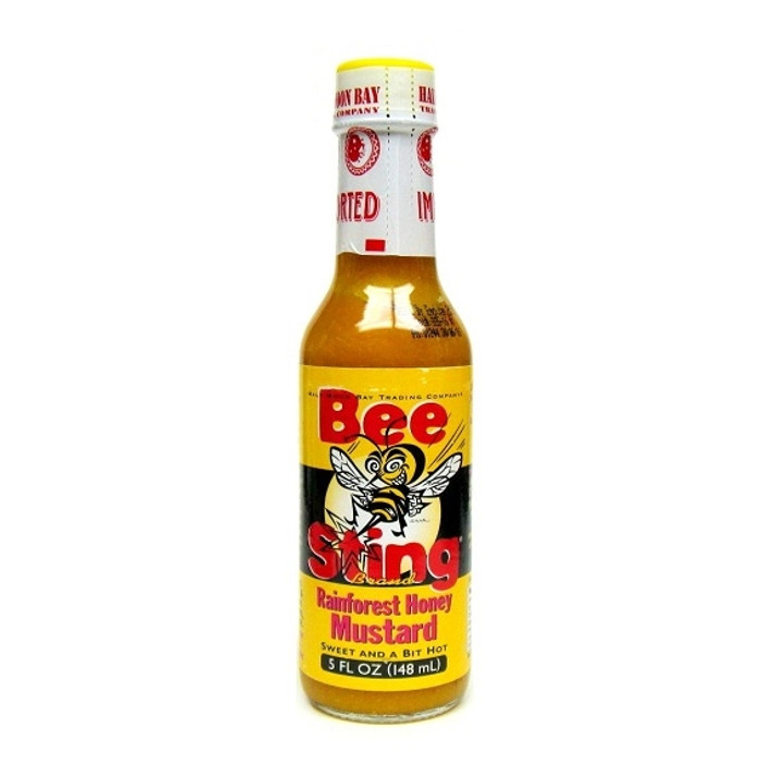 Bee Sting Rainforest Honey Mustard