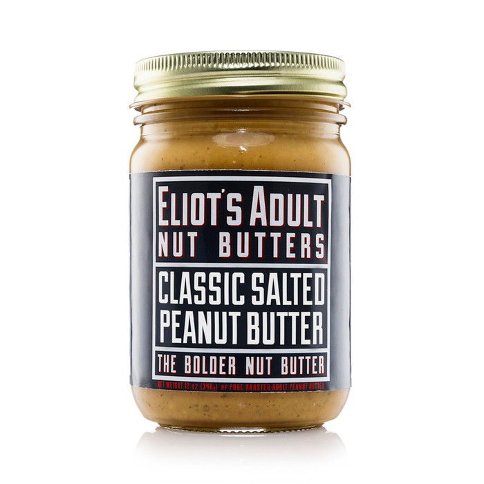 Eliot's Adult Nut Butter Classic Salted Peanut Butter
