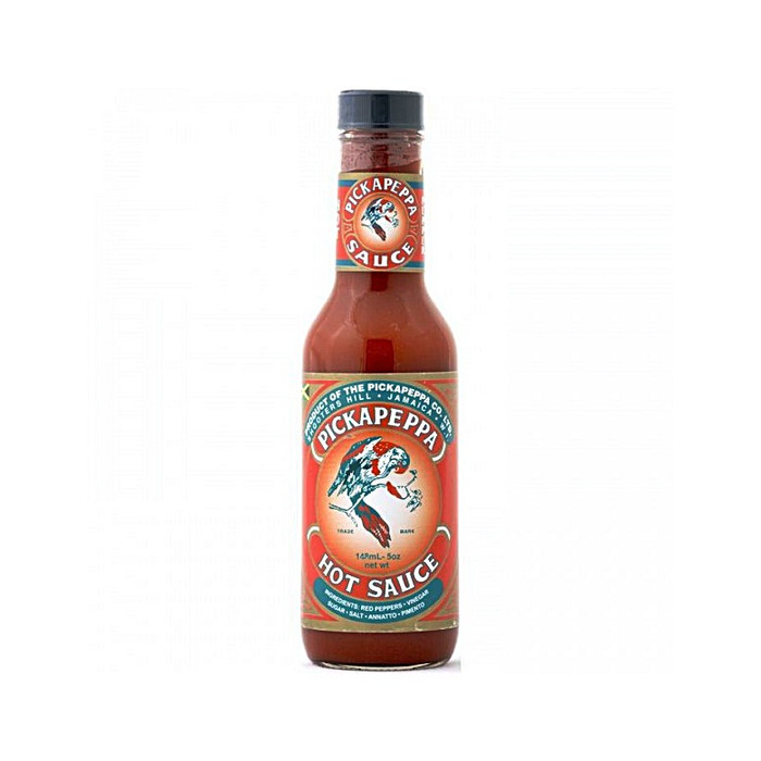 Pickapeppa Hot Red Pepper Sauce