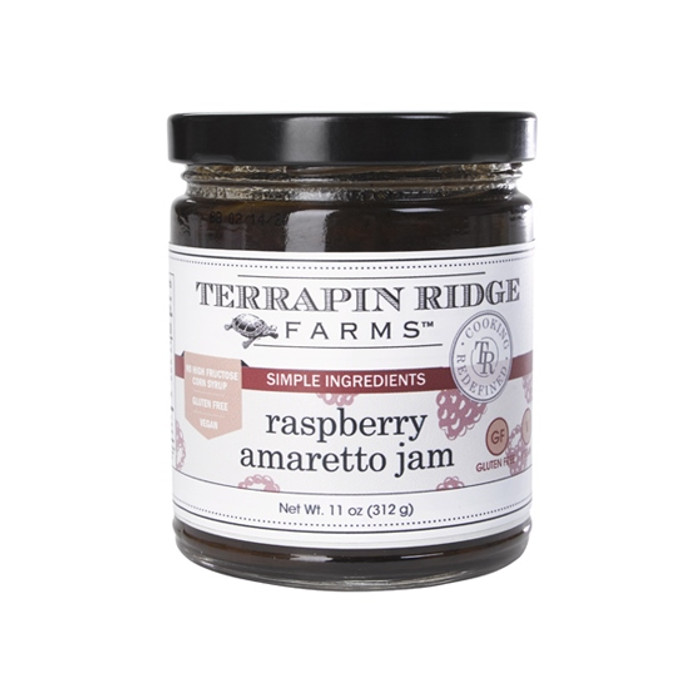 Terrapin Ridge Farms Raspberry Amaretto Jam