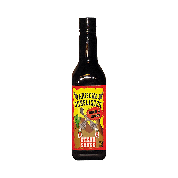Arizona Gunslinger Bold & Spicy Steak Sauce