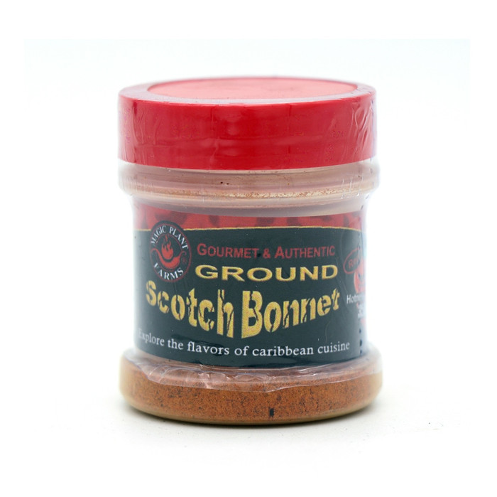 Magic Plant 1/2 Oz Scotch Bonnet Powder/Ground