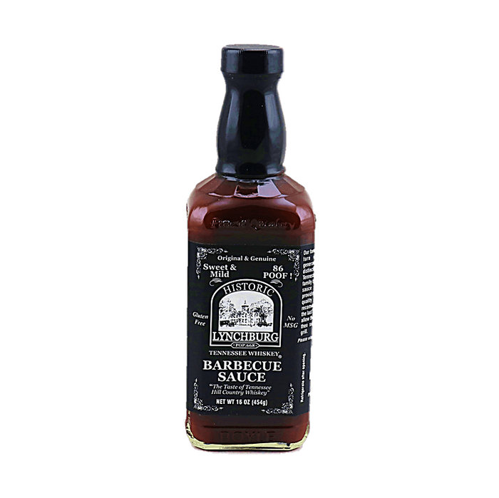 Lynchburg Tennessee Whiskey Mild Barbecue sold online at PepperExplosion.com