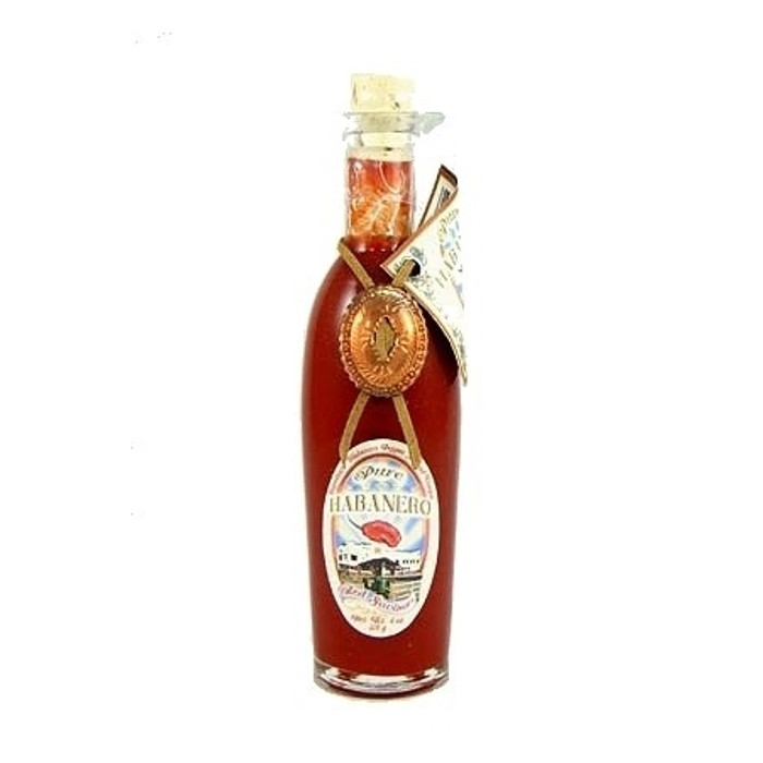 Pure Habanero Red Savina Gourmet Pepper Hot Sauce