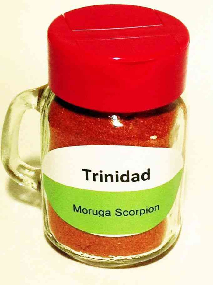 Trinidad Scorpion Ground Chile Powder