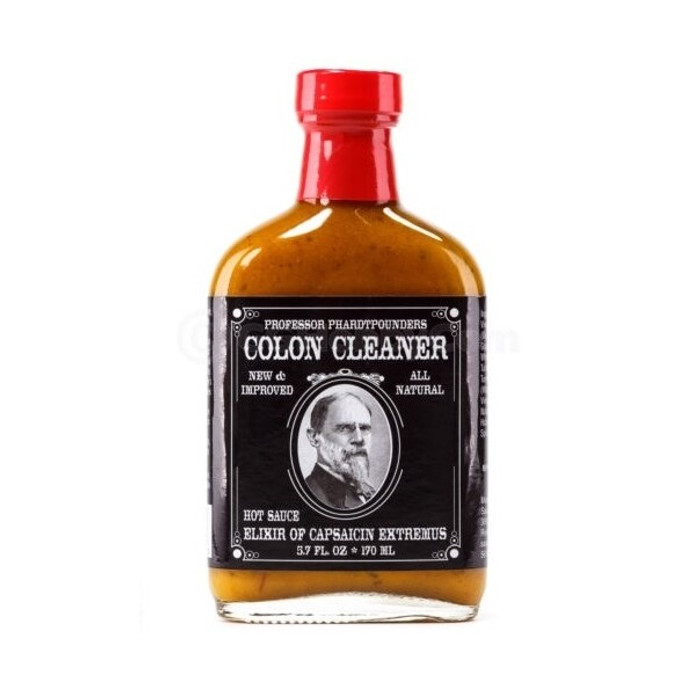 Colon Cleaner Hot Sauce
