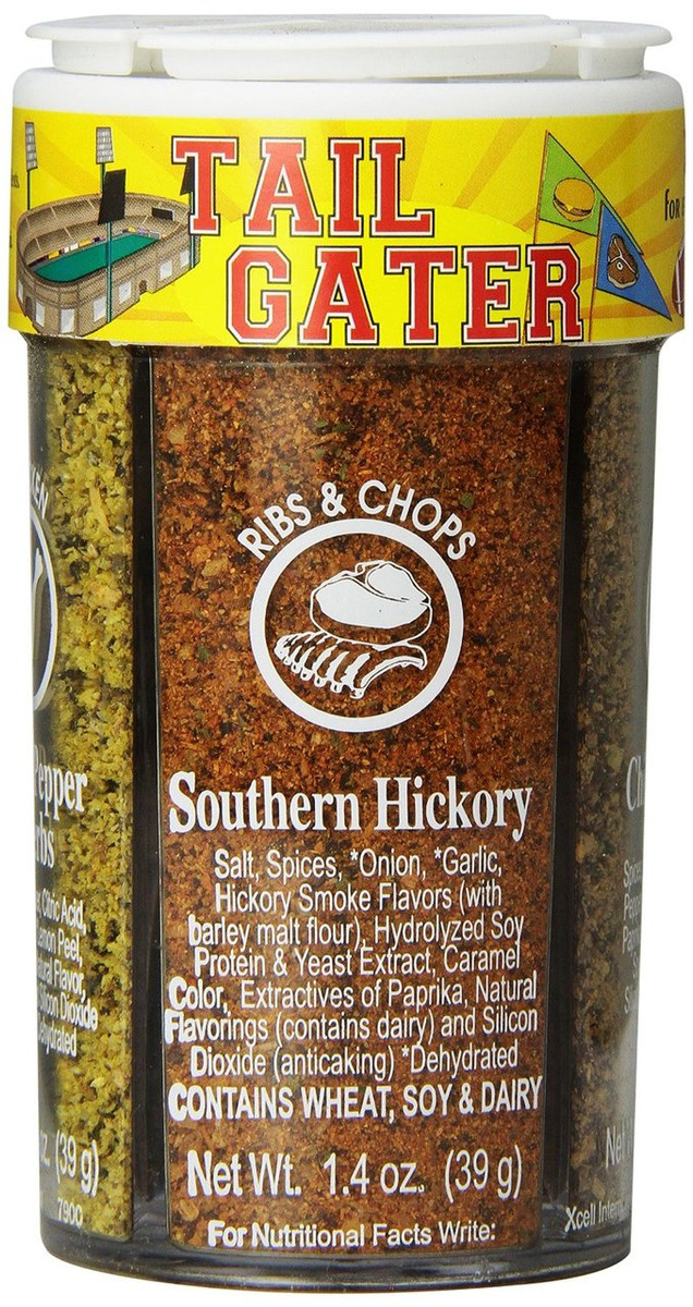 Dean Jacobs Tailgater Seasonings