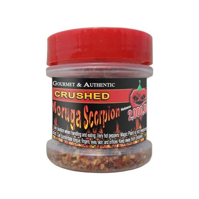Trinidad Moruga Scorpion Crushed available at PepperExplosion.com