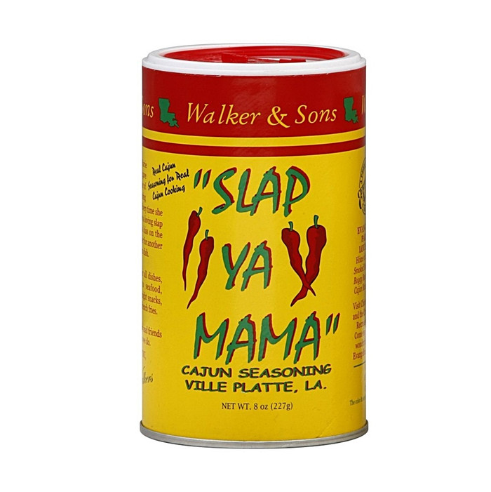 Slap Ya Mama Original Blend, 8-Ounce