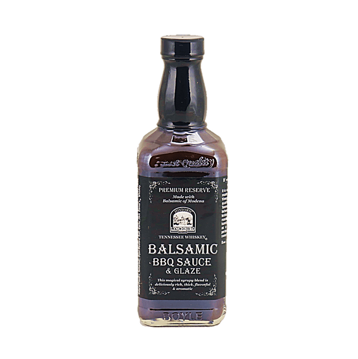 Lynchburg Tennessee Whiskey Balsamic BBQ Sweet Glaze | Pepper Explosion