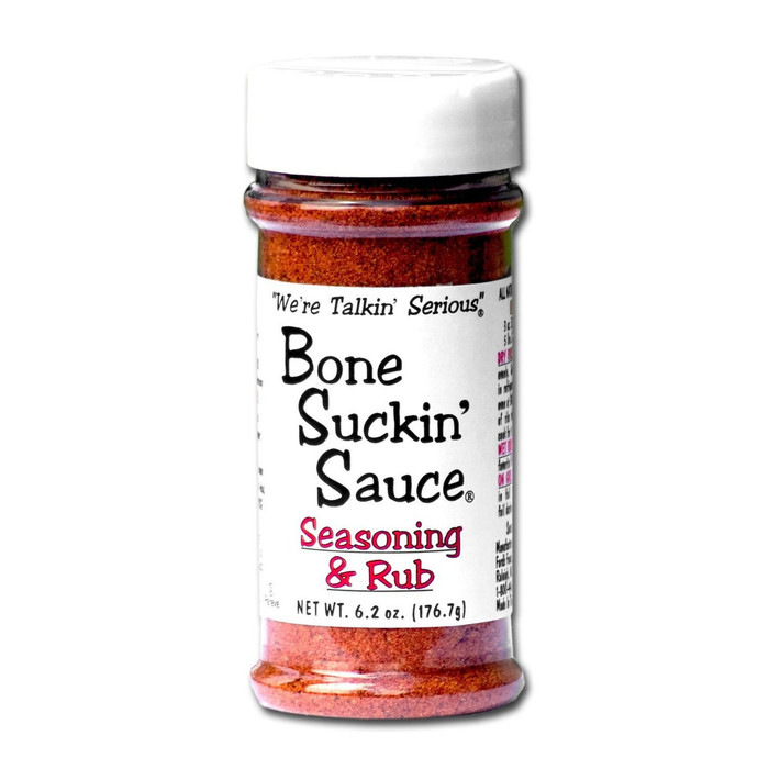 Bone Suckin' Seasoning & Rub