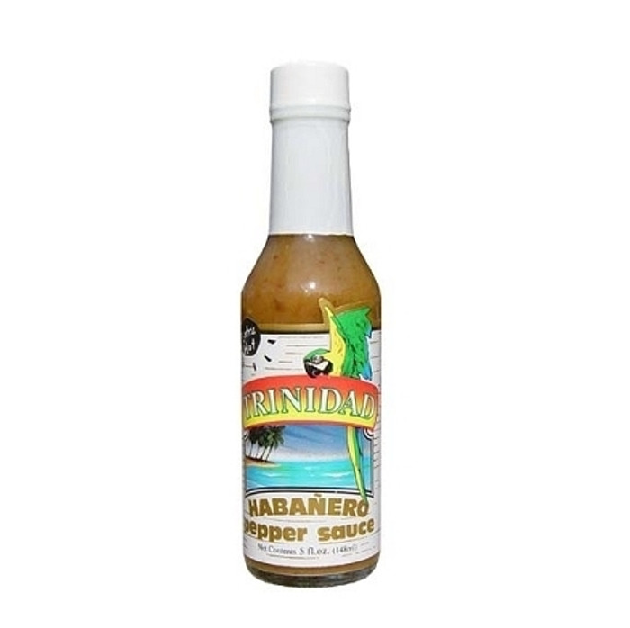 Trinidad Extra Hot Pepper Sauce