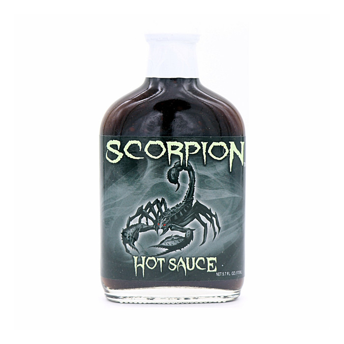 Scorpion Hot Sauce by Sauce Crafters