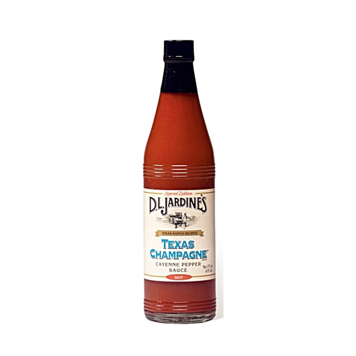 D.L. Jardine's Texas Champagne Cayenne Pepper Sauce - Pepper Explosion