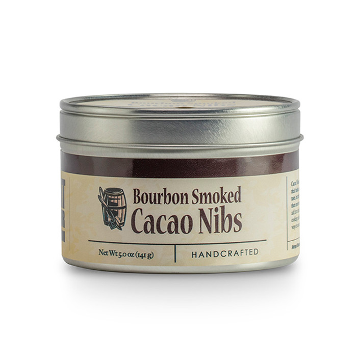 Bourbon Smoked Cacao Nibs - Pepper Explosion