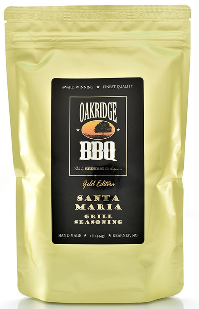 Oakridge BBQ Santa Maria Steak Seasoning