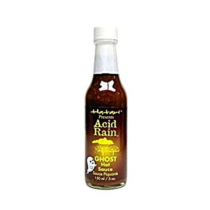 Acid Rain Ghost Pepper Hot Sauce - Pepper Explosion Hot Sauce Superstore