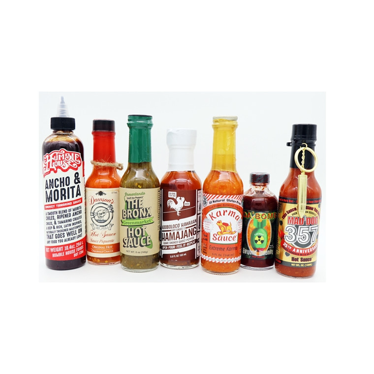 Hot One's Season 5 Combo available for retail and wholesale at Pepper Explosion