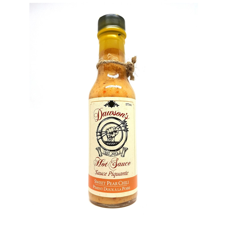 Dawson's Sweet Pear Chili Sauce - Pepper Explosion Hot Sauce Store